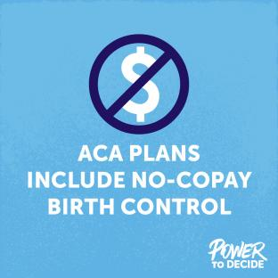 Co-Pay-Free Birth Control With ACA