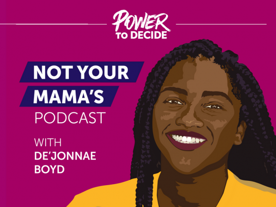 Not Your Mama's Podcast cover
