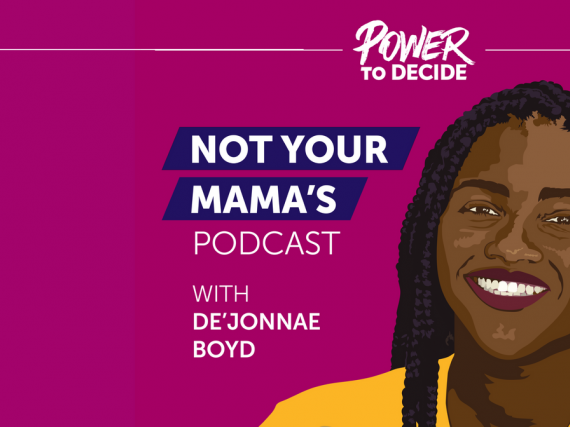 Not Your Mama's Podcast Cover Art