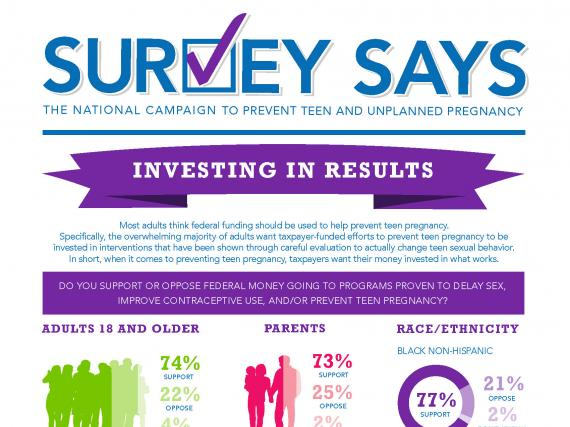 Survey Says: Investing in Results (January 2015)