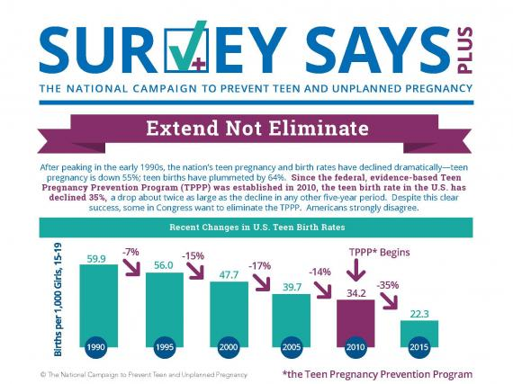 Survey Says Plus: Extend Not Eliminate (July 2015)