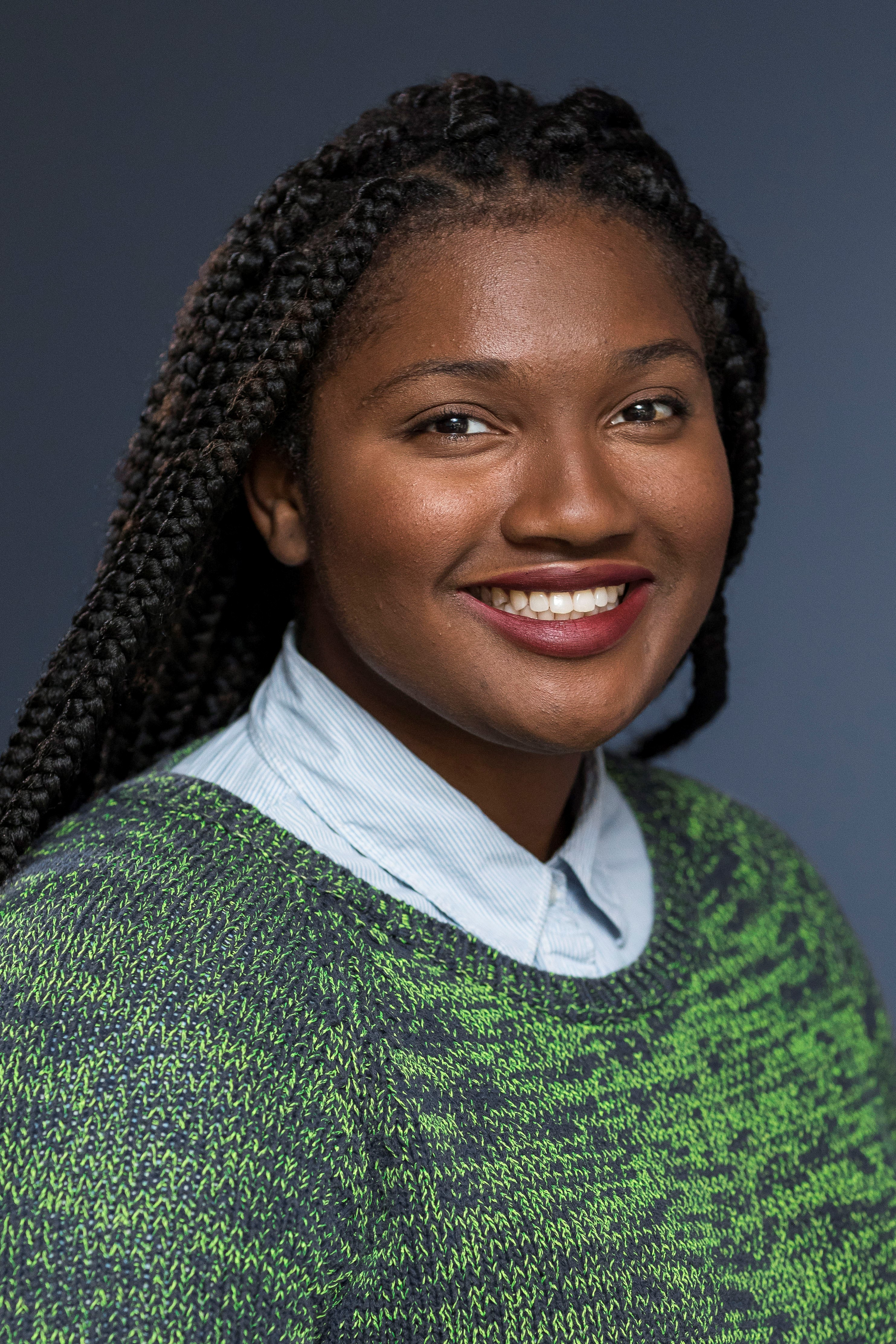 Headshot of De'Jonnae Boyd
