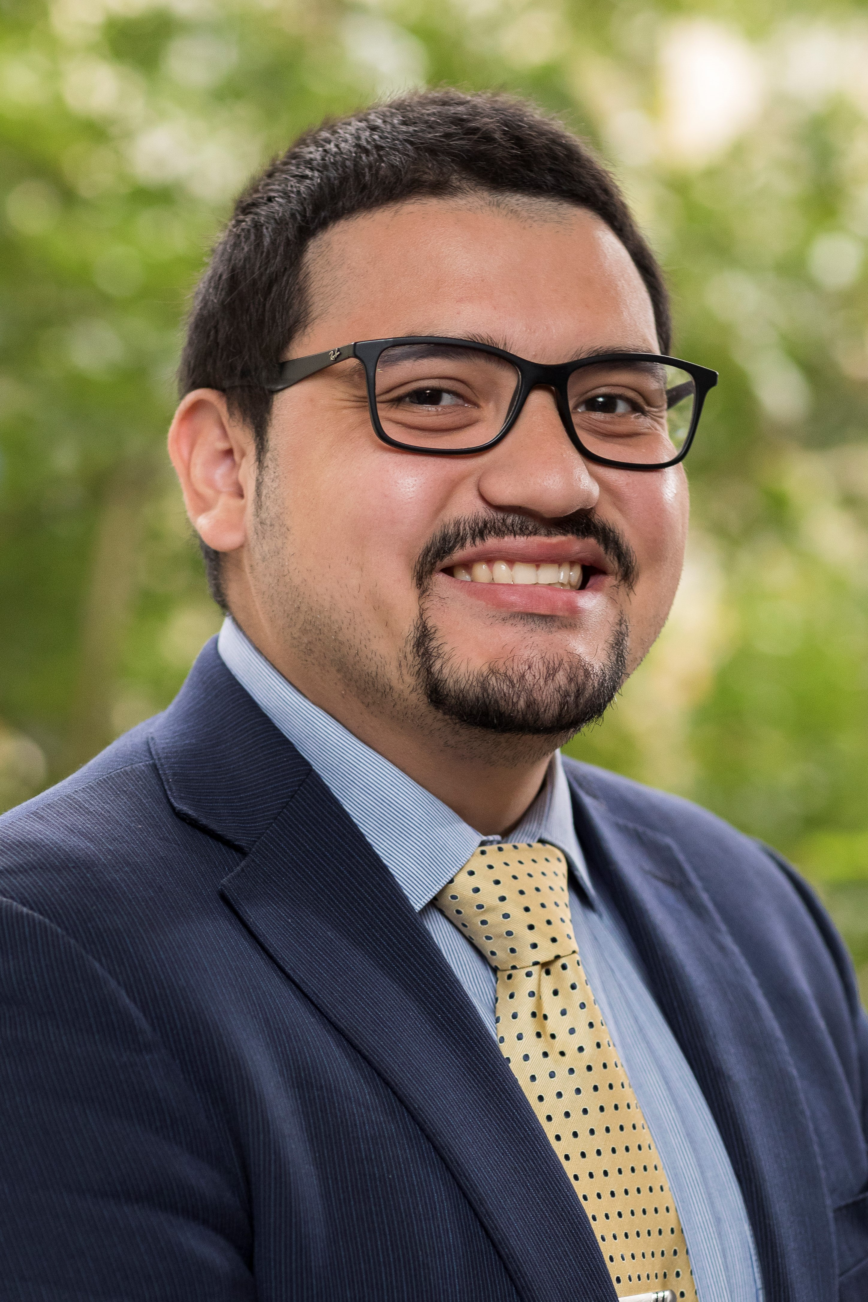 Headshot of Edwin Zelaya