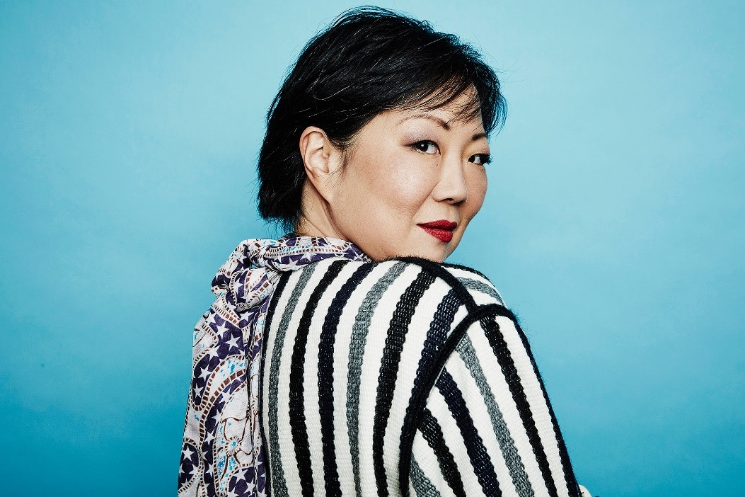 A portrait photo of Margaret Cho.